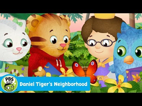 DANIEL TIGER'S NEIGHBORHOOD | Go Slow In Nature | PBS KIDS