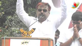 Vijayakanth Speech at Sagaaptham Movie Launch | Shanmugapandiyan | Comedy Drunk Speech