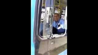 Zemsta kierowcy autobusu