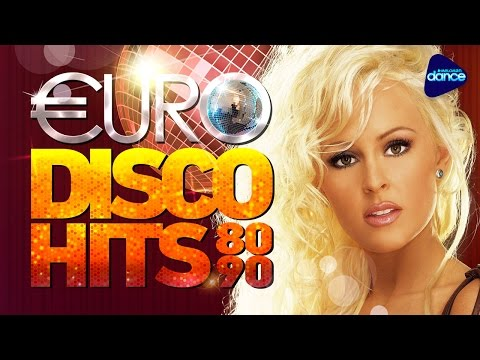 EURO DISCO HITS 80-90's. Retro MegaMix. Golden Memories. Best Dance Music (видео)