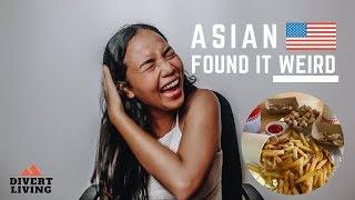 Video What ASIAN Girlfriend found WEIRD about America MP3, 3GP, MP4, WEBM, AVI, FLV November 2018
