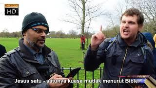 "Video ""Quran kata Jesus Tuhan!"" - Debat Epik (Bahagian 1) MP3, 3GP, MP4, WEBM, AVI, FLV Maret 2019"