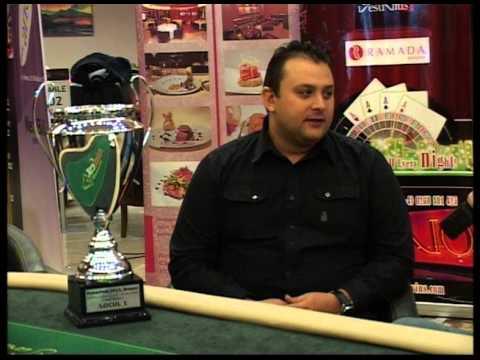 PokerFest Brasov 2012 – interviu Alex Mitrus, masa finala