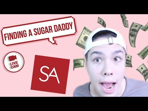 Finding A Sugar Daddy LIVE (tips & Tricks)
