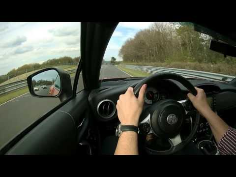NURBURGRING LAP In The NEW Toyota GT86 !!! [VLOG] - The Euro Car Show