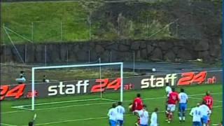 Färöer – Österreich 1:1 (11.10.2008)