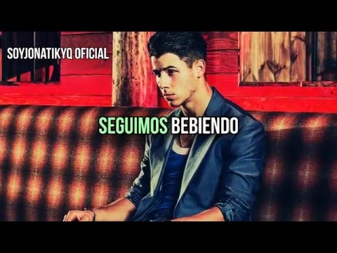 Nick Jonas - Champagne Problems (Traducida al español)