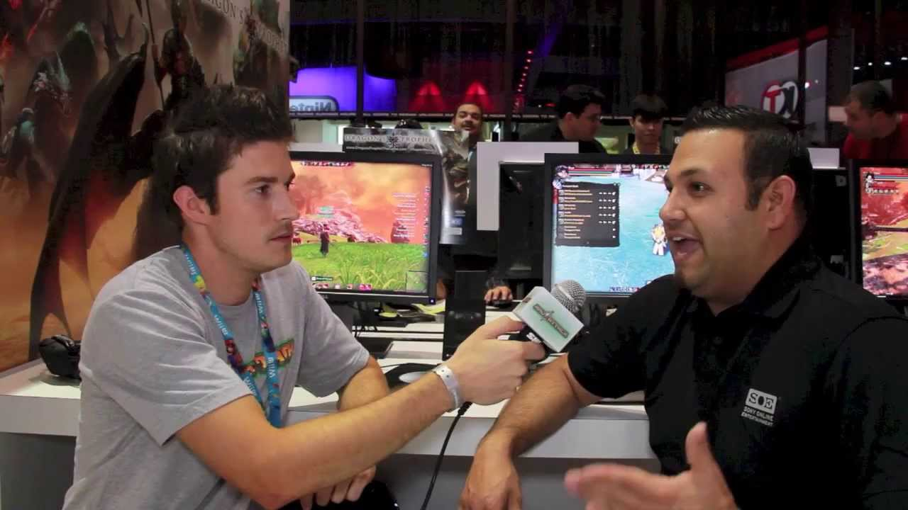 Dragon's Prophet Interview | E3 2013