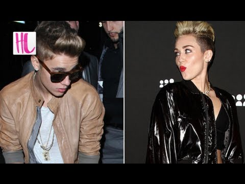selena - Justin Bieber is writing new songs and they are reportedly for Selena Gomez. Meanwhile Justin Bieber has been hanging out with Miley Cyrus. Subscribe! http:/...