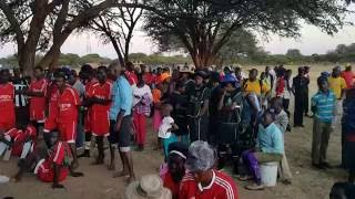 Heal Zimbabwe's Tsholotsho sports for peace tournament