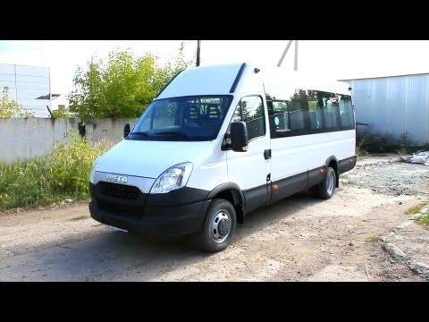 Iveco автобус фото