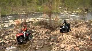 8. ARCTIC CAT ATV, 2UP, & MUD PRO 2012 TECH
