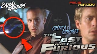 Nonton Errores de películas Fast and Furious - Rápidos y Furiosos - A todo Gas WTF PQC Film Subtitle Indonesia Streaming Movie Download