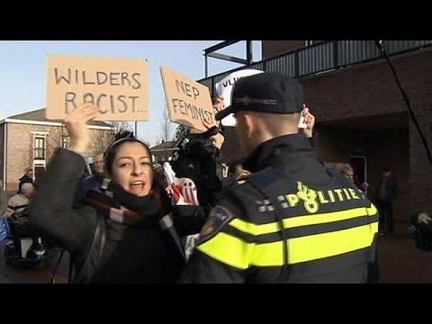 Ολλανδία: Βουλευτής μοίρασε ψεύτικα σπρέι «για προστασία από μουσουλμάνους»