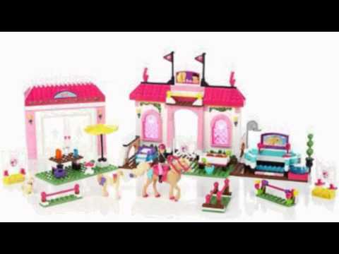 Video Video ad of the Barbie  Build n Play Horse Stable