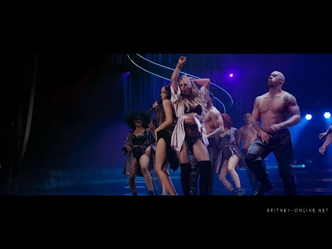 Britney Spears - Slumber Party (Britney: Piece of Me feat. Tinashe 2017 DVD)