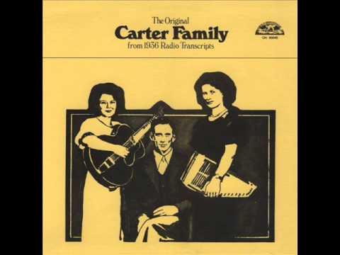 The Carter Family-No Depression In Heaven 1936 Radio Transcription
