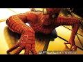 Spider-Man The Movie (2002) - All CGI Cutscenes