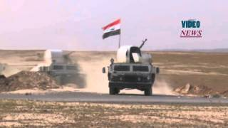 Oil war taking place in Iraq's Hamrin mountains