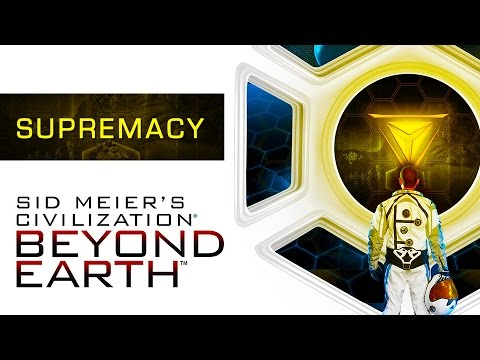 Earth - Chris takes a dominant approach to Civilization: Beyond Earth in this guide to achieving a supremacy victory.