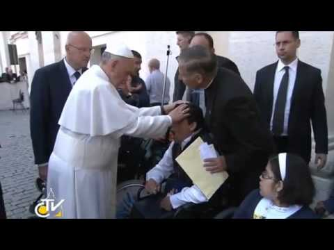 Exorcismo Papa Francisco