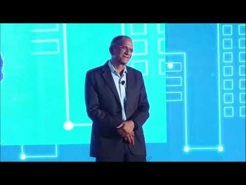 Shree Govind Dholakia at PL National Progress Partners Meet 2018