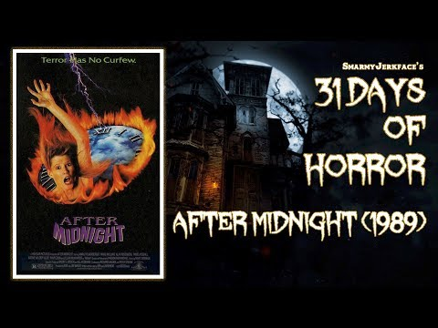 After Midnight (1989) - 31 Days Of Horror