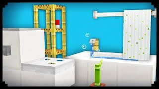 ✔ Minecraft: 10 Easy Bathroom Furniture Ideas