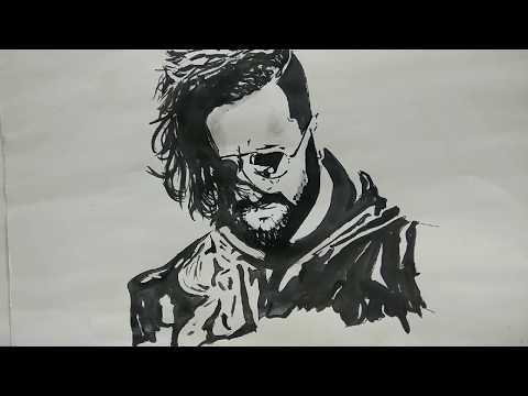 Video Sudeep painting/Kiccha Sudeep sketch... download in MP3, 3GP, MP4, WEBM, AVI, FLV January 2017