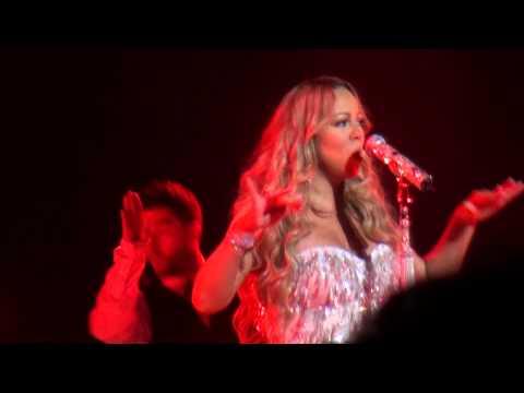 Mariah Carey Live in Australia 2013 - Triumphant Tour - Shake It Off - HD