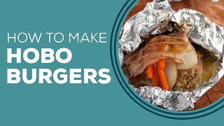 Paula revisits a recipe from her childhood days as a girl scout. These Hobo Burgers are super easy, a breeze to clean up after,...