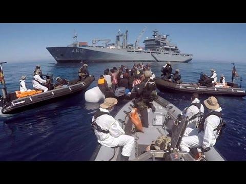 Προσφυγική κρίση: Αυξάνονται πάλι οι αφίξεις σε Ελλάδα και Ιταλία