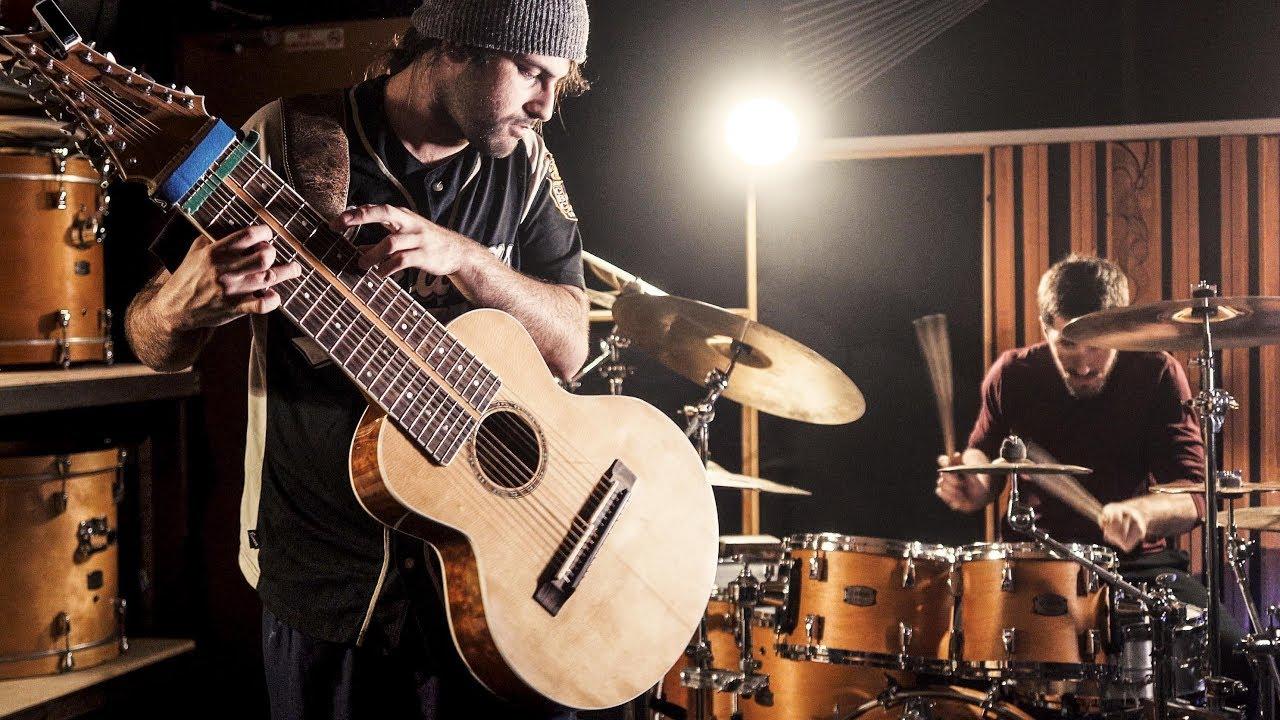 Grey Zuliana – Felix Martin (Acoustic 14 string guitar)