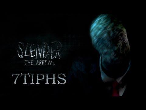 Slender: The Arrival (Beta) вместе с 7Tiphs