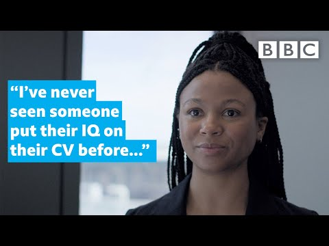 Would YOU interview for this intense city job?   Industry - BBC