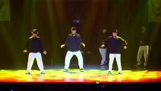 Fab 5 Boogz ALL STARz (Acky, Gucchon, Tetsu-G, SO, Maccho, Kei, Kite) feat. KZYBOOST – NDF 2019 SPECIAL GUEST DANCER