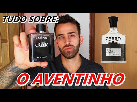 Tudo sobre o AVENTINHO - Perfume  BLACK CREEK LA RIVE inspirado no CREED AVENTUS!