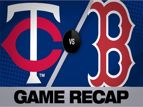 Video: Astudillo, Rosario propel Twins to 2-1 win | Twins-Red Sox Game Highlights 9/5/19