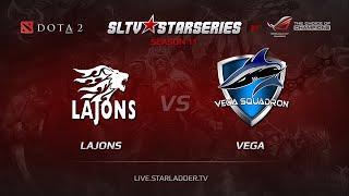Lajons vs Vega, game 1