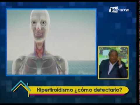 Hipertiroidismo ¿Cómo detectarlo?