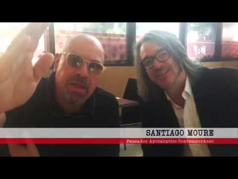 Saludo de Santiago Moure y Martín De Francisco | Salsa sin Miseria (видео)