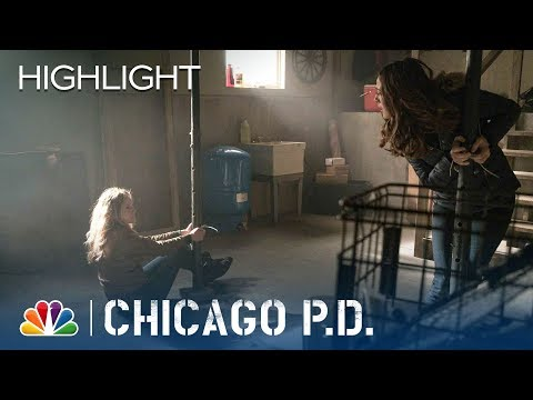 Burgess And Upton's Cabin Escape - Chicago Pd (episode Highlight)