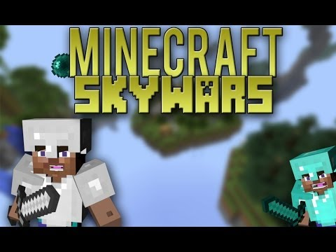 MINECRAFT SKYWARS – TIPS & TRICKS!