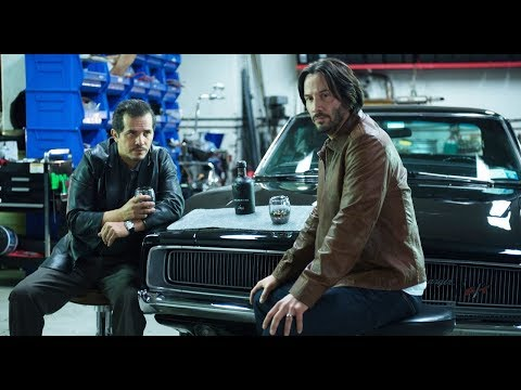 "John Wick   Car Shop Scene   ""I Need A Ride""   Movie Scene (2014)"