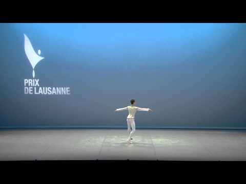 Navarin Turnbull - 2015 Prix de Lausanne Finalist - Classical variation