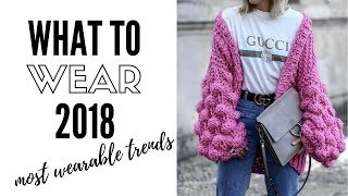 Video Top Wearable Fashion Trends For 2018 |  How to style MP3, 3GP, MP4, WEBM, AVI, FLV Januari 2018