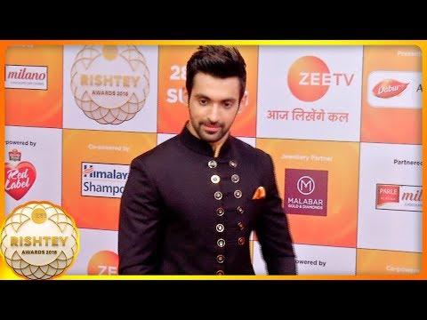 Arjit Taneja aka Vivaan Looks DASHING At Zee Risht