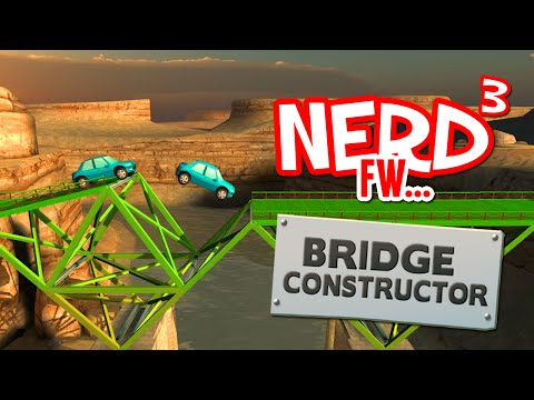 Bridge - Building bridges while teaching you how to burn them. Steam Link: http://store.steampowered.com/app/250460/ End theme by the incredible Dan Bull: http://www....