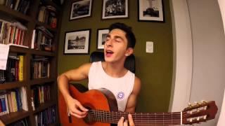 Maneva - Pisando Descalço (cover acústico) Caio Lopes