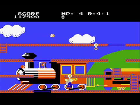 mappy nes game download
